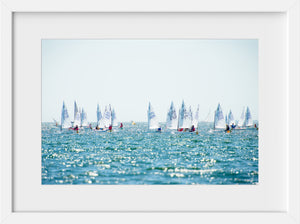 Opti Scape  //  Nautical Photography