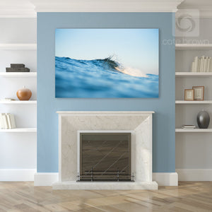 Cate Brown Photo Pure Blue  //  Ocean Photography Made to Order Ocean Fine Art