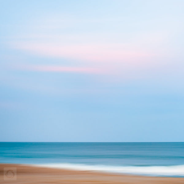 Cate Brown Photo Qeba #4  //  Abstract Photography Made to Order Ocean Fine Art
