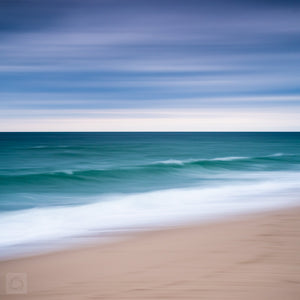 Cate Brown Photo Quidnet #2  //  Abstract Photography Made to Order Ocean Fine Art