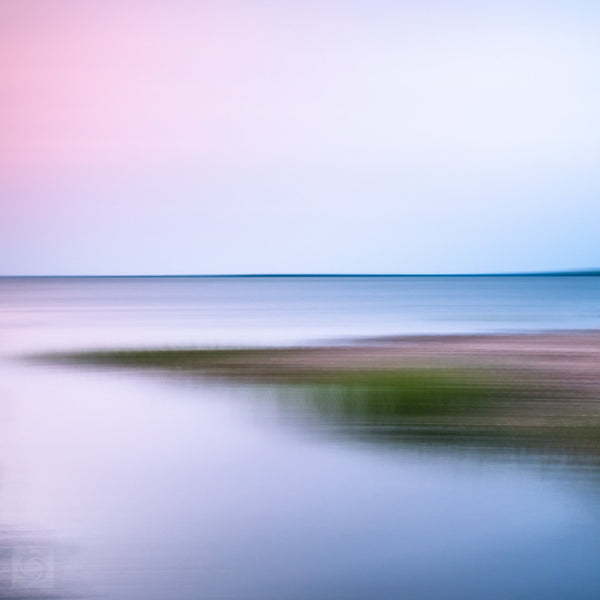 Cate Brown Photo Rome Point Summer #1  //  Abstract Photography Made to Order Ocean Fine Art