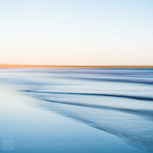 Cate Brown Photo Sachuest #4  //  Abstract Photography Made to Order Ocean Fine Art