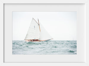Sailing Open Seas  //  Nautical Photography