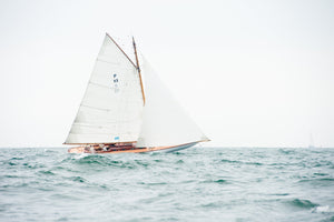 Cate Brown Photo Sailing Open Seas  //  Nautical Photography Made to Order Ocean Fine Art