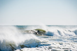 Seawall Surf //  Surf Photography