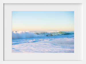 Cate Brown Photo Shorebreak Freight Train  //  Seascape Photography Made to Order Ocean Fine Art