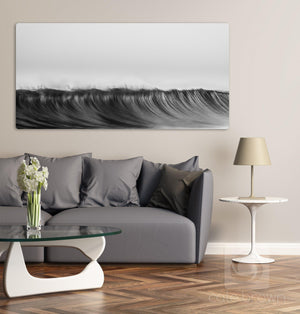 Cate Brown Photo Waves of Silver  //  Ocean Photography Made to Order Ocean Fine Art