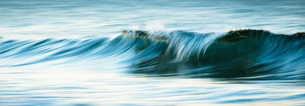 Soft Water #10  //  Ocean Photography