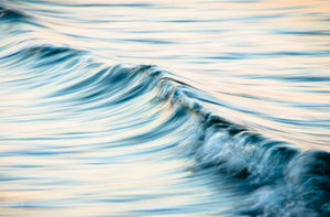 Soft Water #9  //  Ocean Photography