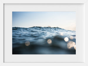 Cate Brown Photo Sparkling Sunsets from Chris  //  Ocean Photography Made to Order Ocean Fine Art