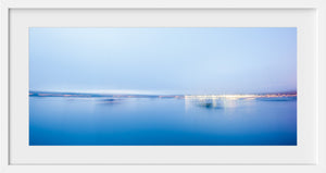 Stonington Harbor at Dusk  //  Seascape Photography