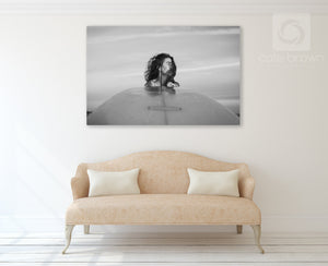 Cate Brown Photo Single Glance  //  Surf Photography Made to Order Ocean Fine Art