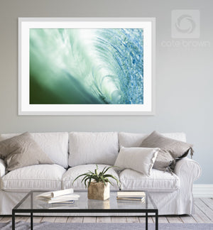 Cate Brown Photo Aqua Vision  //  Ocean Photography Made to Order Ocean Fine Art