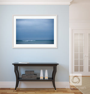 Cate Brown Photo Cape Cod #2  //  Seascape Photography Made to Order Ocean Fine Art