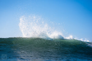 Cate Brown Photo Surf Spray #1  //  Surf Photography Made to Order Ocean Fine Art