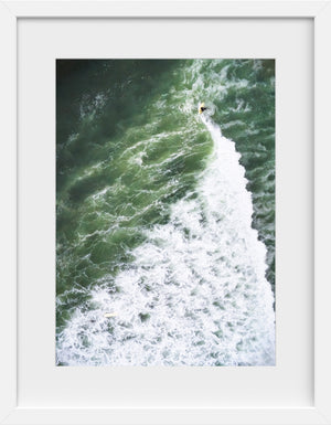 Cate Brown Photo Surfing Florence  //  Aerial Photography Made to Order Ocean Fine Art