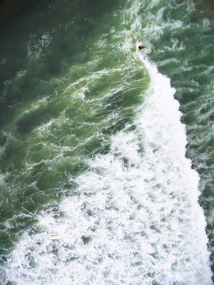 Surfing Florence  //  Aerial Photography