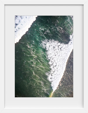 Cate Brown Photo Surfing Jose  //  Aerial Photography Made to Order Ocean Fine Art