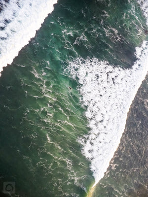 Surfing Jose  //  Aerial Photography
