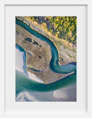 The Narrows #1  //  Aerial Photography