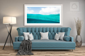 Cate Brown Photo Sea & Sky  //  Ocean Photography Made to Order Ocean Fine Art