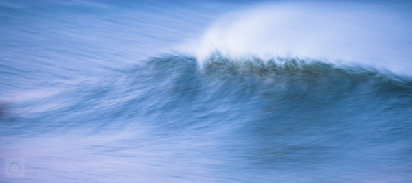Cate Brown Photo Twilight in Motion // Seascape Photography Made to Order Ocean Fine Art