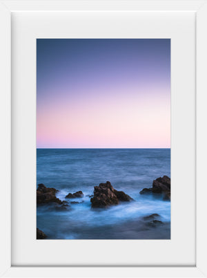 Wetherill at Dusk  //  Seascape Photography