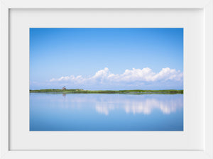 Cate Brown Photo North Light Cloudscape  //  Landscape Photography Made to Order Ocean Fine Art