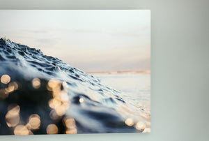 "Cate Brown Photo Sea of Gold // Metal Print 16x24"" // Open Edition Available Inventory Ocean Fine Art"