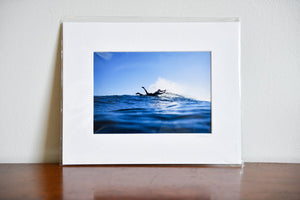 "Cate Brown Photo June in Matunuck #2 // Matted Mini Print 8x10"" Available Inventory Ocean Fine Art"