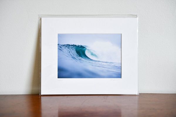 "Cate Brown Photo Irish #5 // Matted Mini Print 8x10"" Available Inventory Ocean Fine Art"
