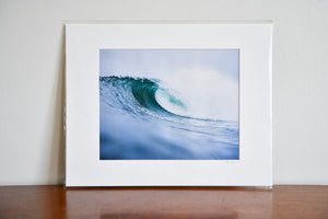 "Cate Brown Photo Irish #5 // Matted Mini Print 11x14"" Available Inventory Ocean Fine Art"
