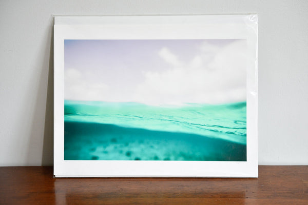 "Cate Brown Photo Sea & Sky // Fine Art Print 12x18"" // Limited Edition AP Available Inventory Ocean Fine Art"