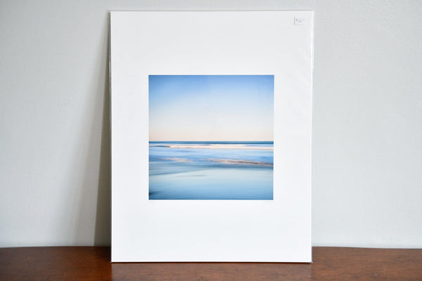 "Cate Brown Photo Narragansett Abstract #9 // Fine Art Print 10x10"" // Limited Edition 4 of 100 Available Inventory Ocean Fine Art"