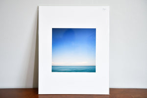 "Cate Brown Photo Offshore Abstract #1 // Fine Art Print 10x10"" // Limited Edition 1 of 100 Available Inventory Ocean Fine Art"