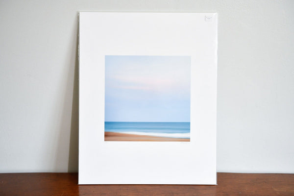 "Cate Brown Photo Qeba Abstract #4 // Fine Art Print 10x10"" // Limited Edition 2 of 100 Available Inventory Ocean Fine Art"