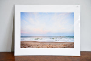 "Cate Brown Photo Qeba Pastels // Fine Art Print 12x18"" // Limited Edition 1 of 150 Available Inventory Ocean Fine Art"