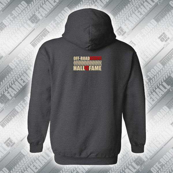 ORMHOF Levels Heather grey hoody