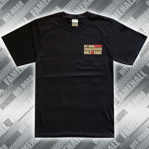 ORMHOF Levels black tee