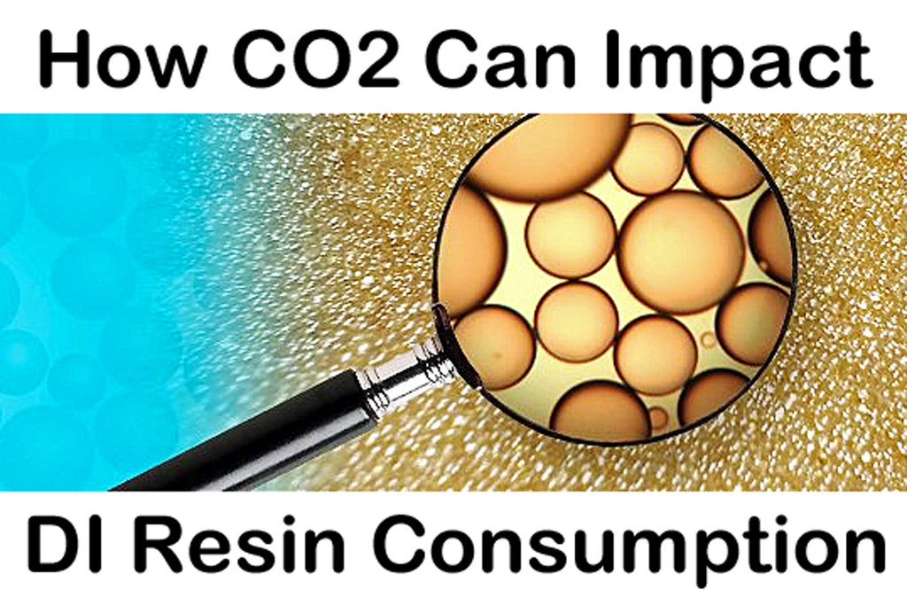 How CO2 Can Impact Di Resin Consumption
