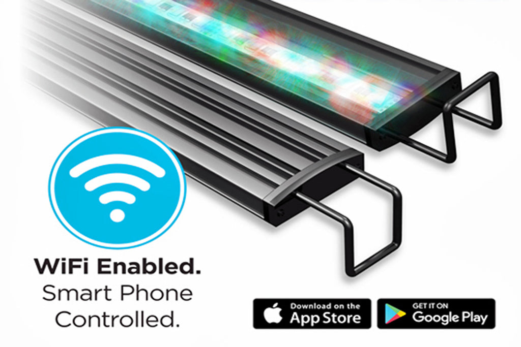 THE NEW RENO WIFI LED FIXTURE. ONE APP DOES IT ALL!
