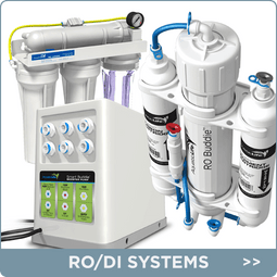 Aquarium RO & RO/DI Systems & Cartridges