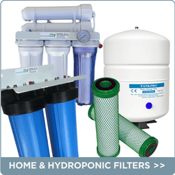 Home Water Filtration Systems & Accessories