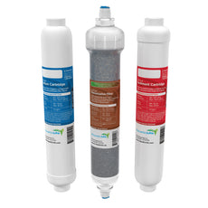 RO Buddie Value Pack Plus Deionization Filter Cartridges