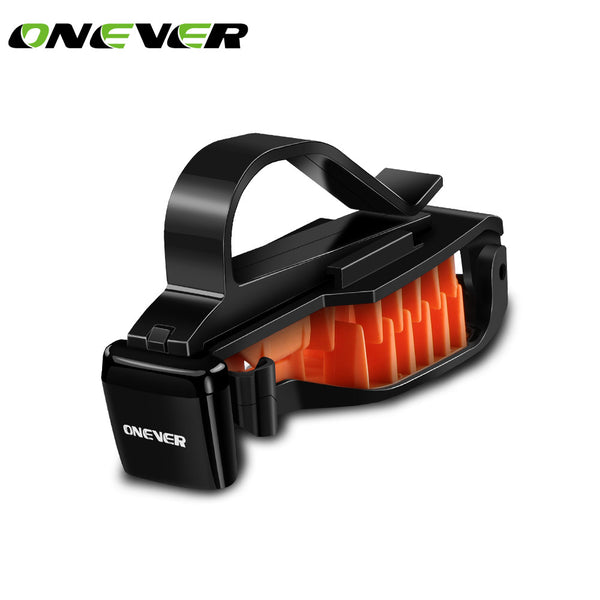 Onever Universal Car Sun Visor Mount Glasses Sunglasses Clip Holder Case Car Accessories Auto Fastener Cip Clip Car Styling ABS