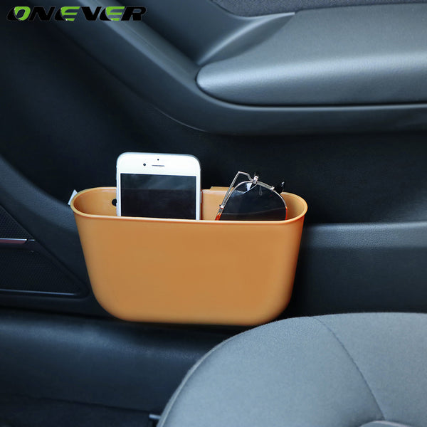 2017 Car-Styling Car Seat Bag Useful Pocket Holder Storage Pouch Phone Purse Coins Key Car Seat Organizer