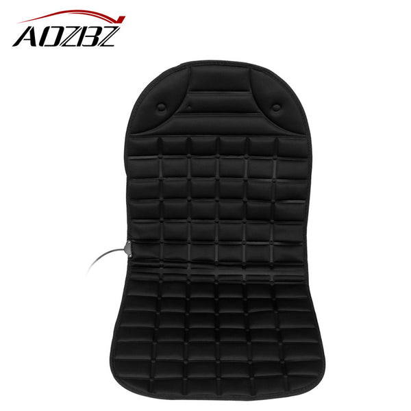 Car Rear Seat Heated Cushion Backseat Heating Pad Cover Hot Warmer HI/LO Mode for Winter Car Sets Car Heater Pad