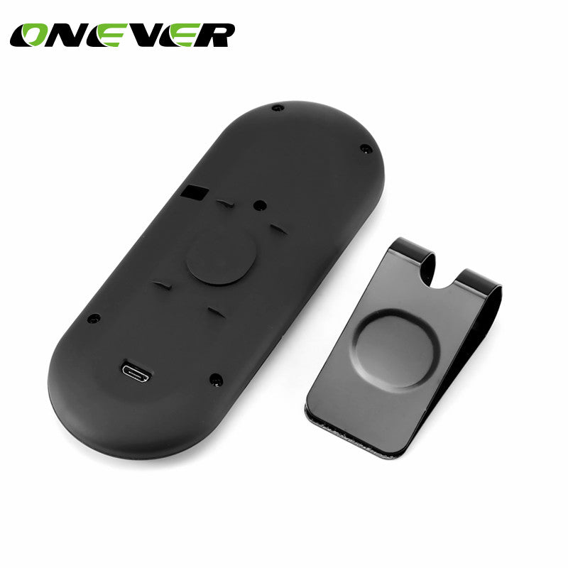 Onever Wireless Magnetic Car Bluetooth Speakerphone Hands-free Car Kit Sunvisor In-Car Speaker Player Support Private Talk