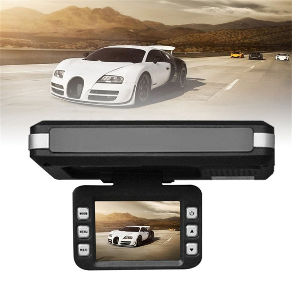 Newest 2 in 1 Car DVR Radar Dash Cam Laser Video Speed Detector Night Vision Radar Detection Car Camera Record LED Display