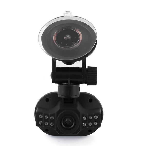 Portable Mini Car DVR Camera HD 1080P Dash Cam Vehicle Video Driving Recorder Night Vision Tachograph With Night Vision Light